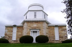 Hopkins Observatory - William's College