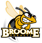 Broome Community College Hornets logo