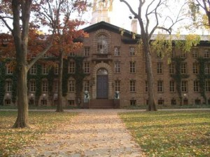 Nassau Hall Princeton University