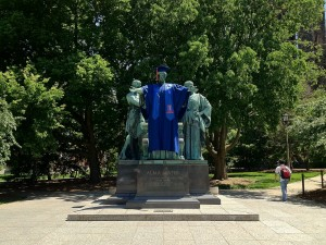 UIUC Alma Mater Commencement Week